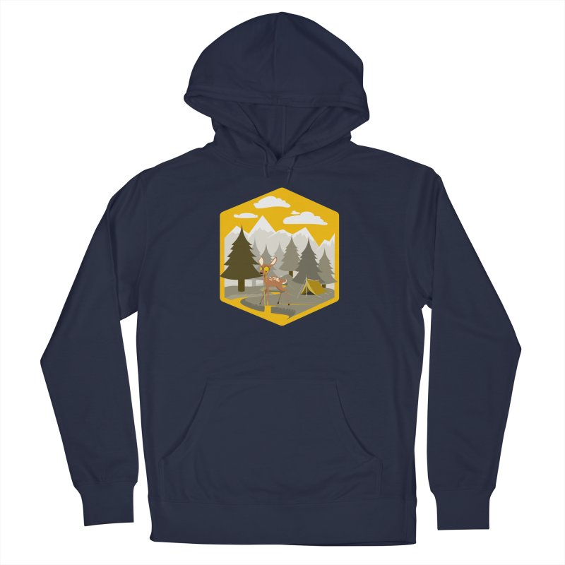 Yellowstoned Men's French Terry Pullover Hoody by