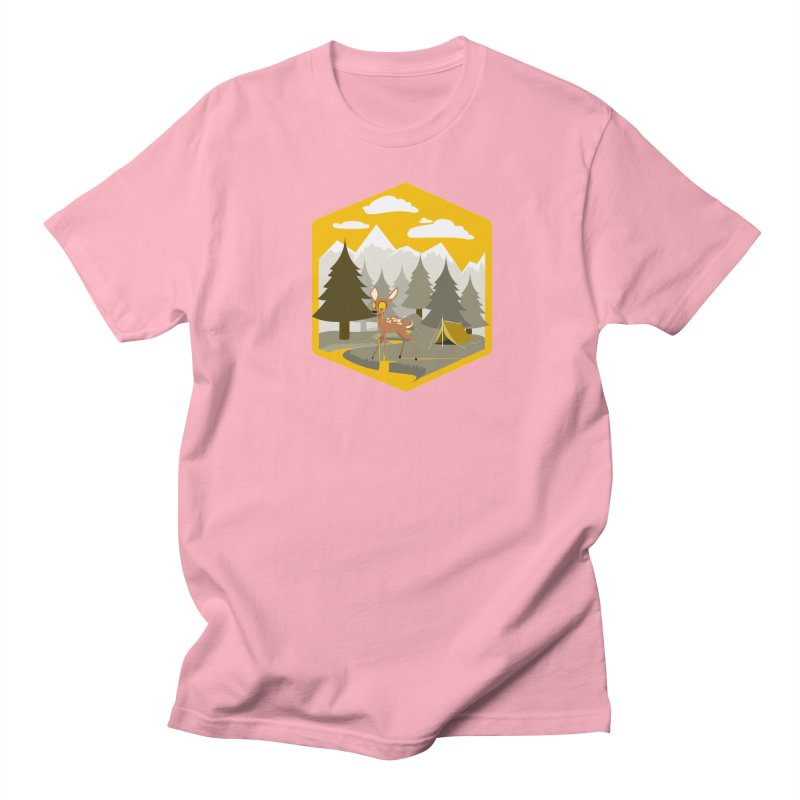 Yellowstoned Men's T-Shirt by