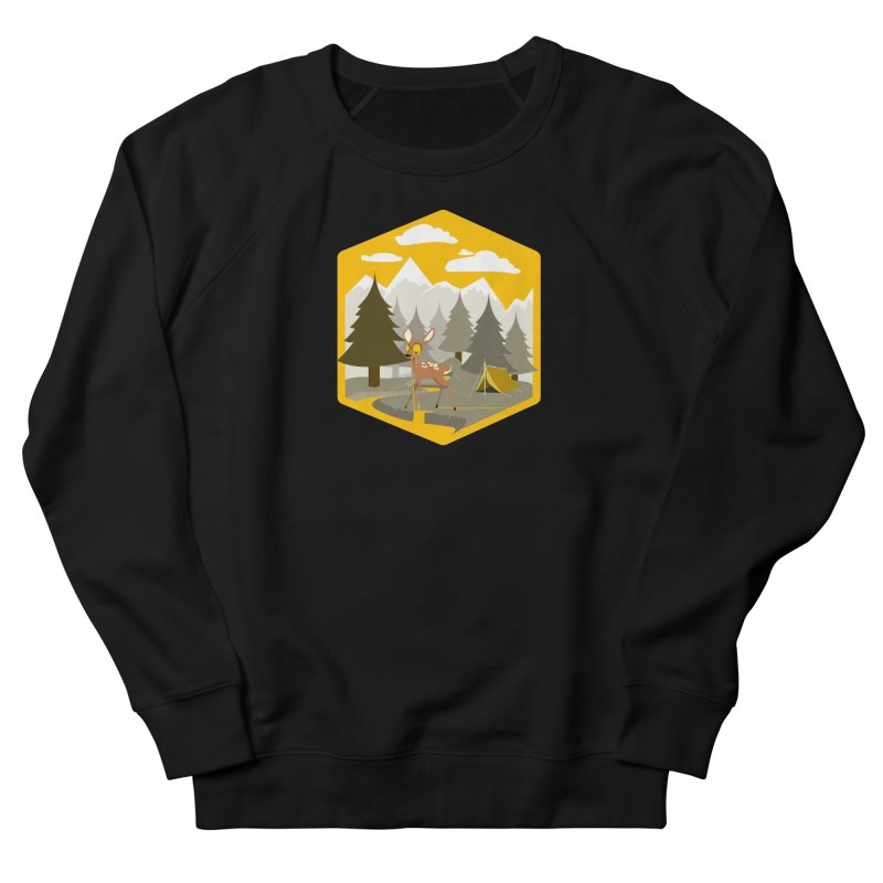 Yellowstoned Men's French Terry Sweatshirt by