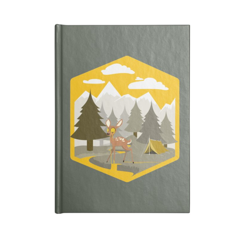Yellowstoned Accessories Notebook by