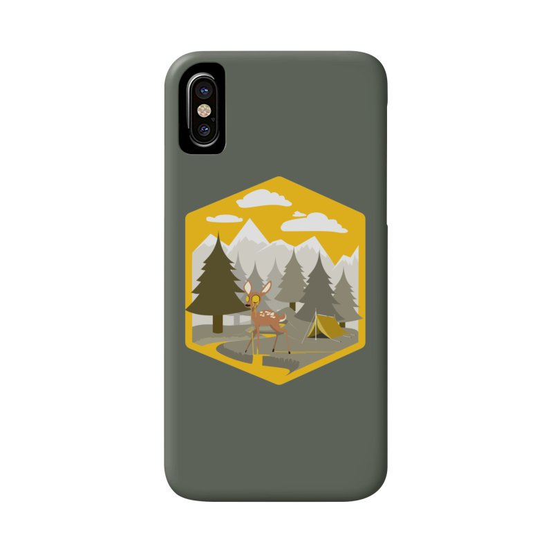Yellowstoned Accessories Phone Case by
