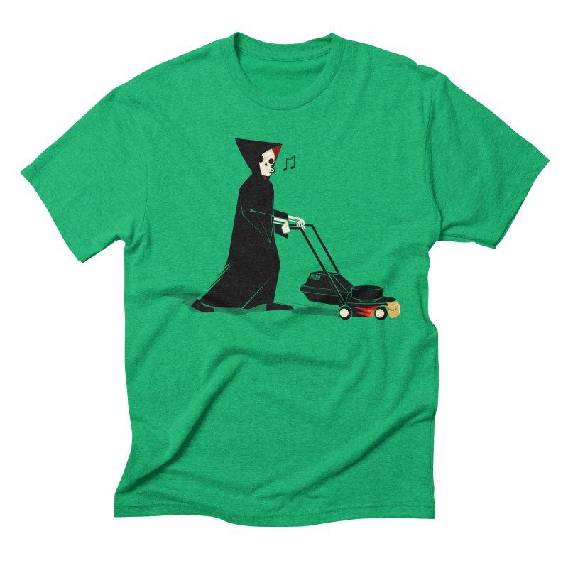 Upgrade Men's Triblend T-shirt by weoos02's Artist Shop