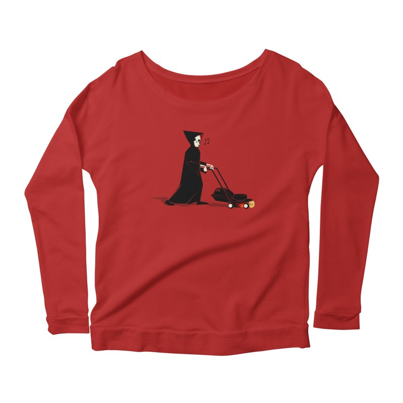 Upgrade Women's Longsleeve Scoopneck  by weoos02's Artist Shop