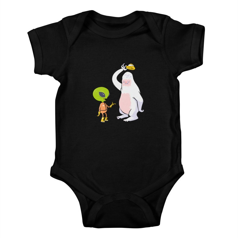 The incredibles Kids Baby Bodysuit by