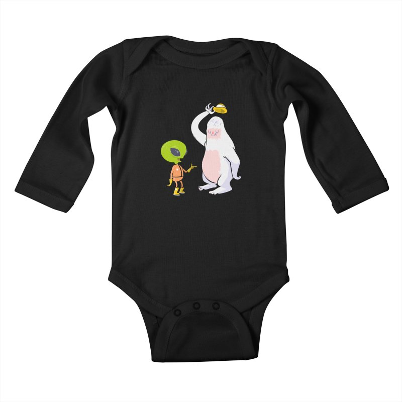The incredibles Kids Baby Longsleeve Bodysuit by
