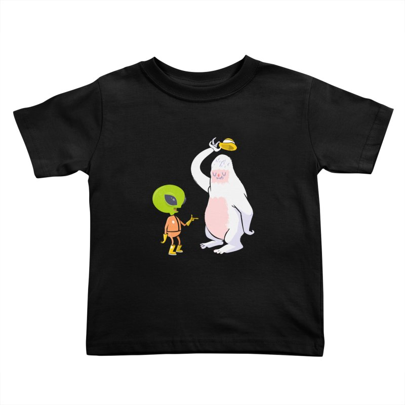 The incredibles Kids Toddler T-Shirt by
