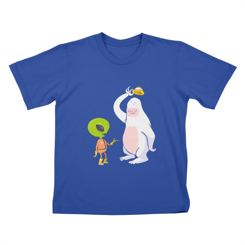 The incredibles Kids T-Shirt by