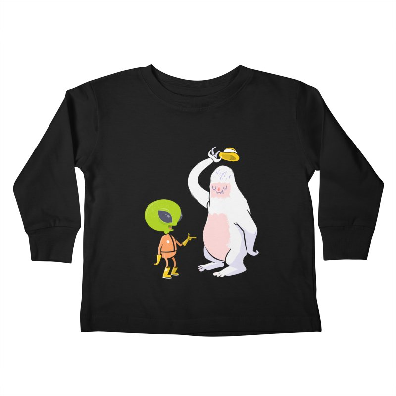The incredibles Kids Toddler Longsleeve T-Shirt by