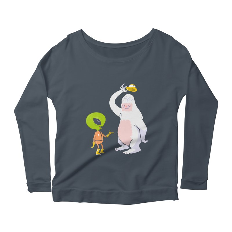 The incredibles Women's Scoop Neck Longsleeve T-Shirt by