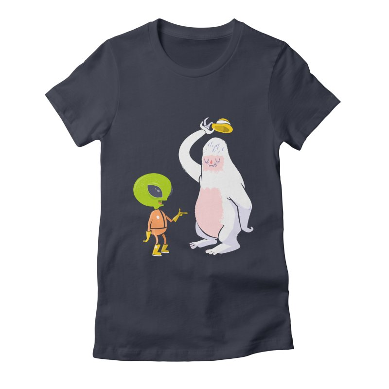 The incredibles Women's Fitted T-Shirt by