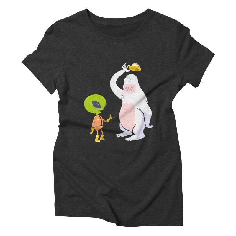 The incredibles Women's Triblend T-Shirt by