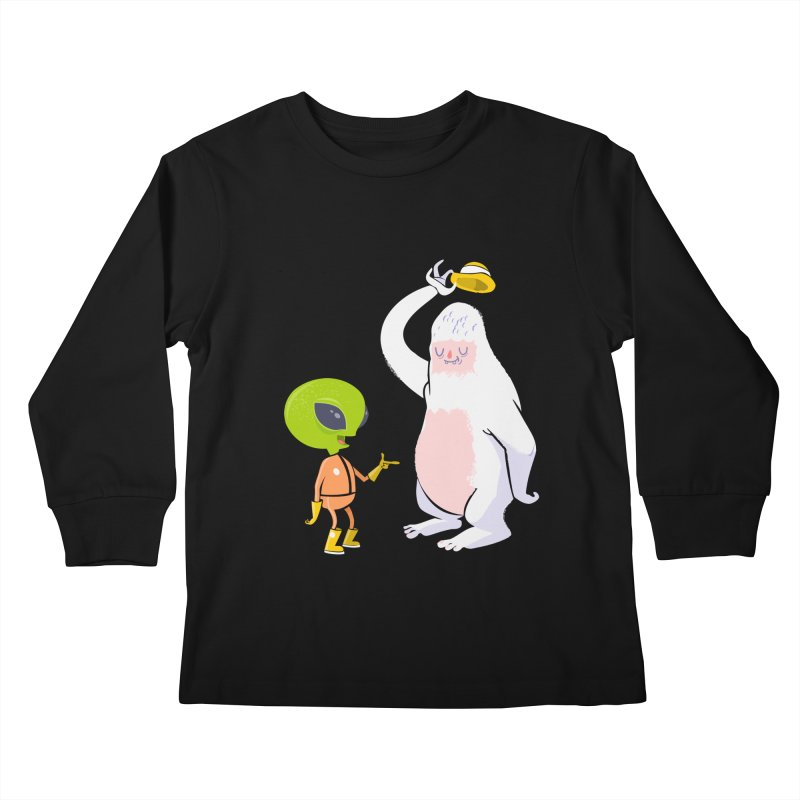 The incredibles Kids Longsleeve T-Shirt by