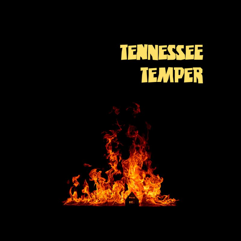 Tennesee Temper Album T-Shirt Unisex T-Shirt by Werking Gurl