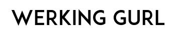 Werking Gurl Logo