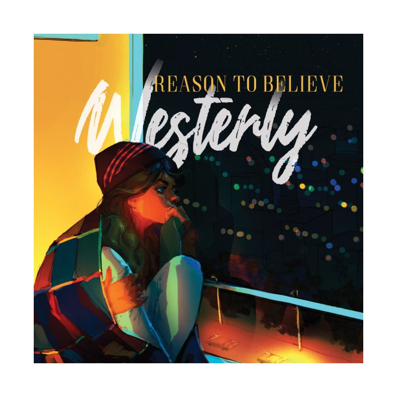 Reason to Believe Album Cover Accessories Magnet by Westerly Merch