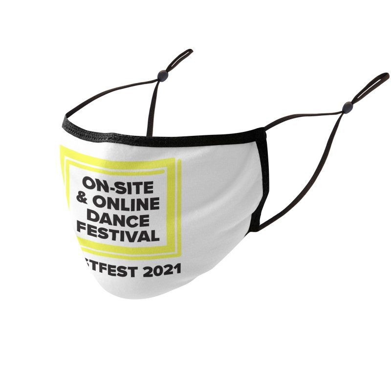WESTFEST 2021 On-Site & Online Accessories Face Mask by WestFest's Artist Shop