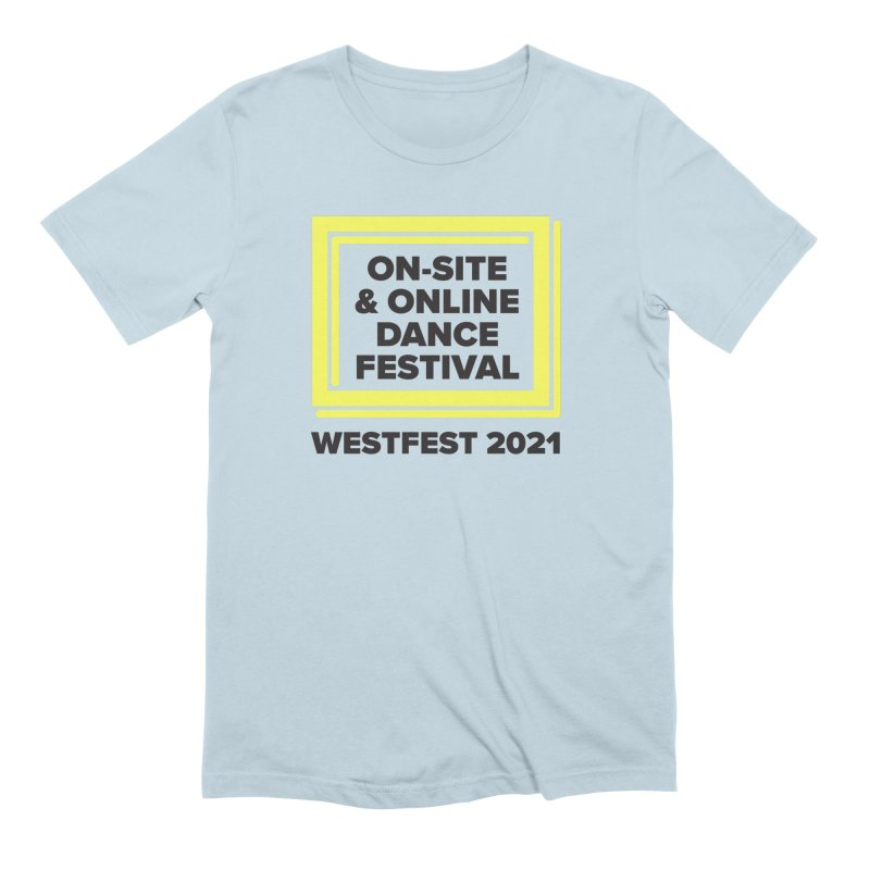 WESTFEST 2021 On-Site & Online Men's T-Shirt by WestFest's Artist Shop