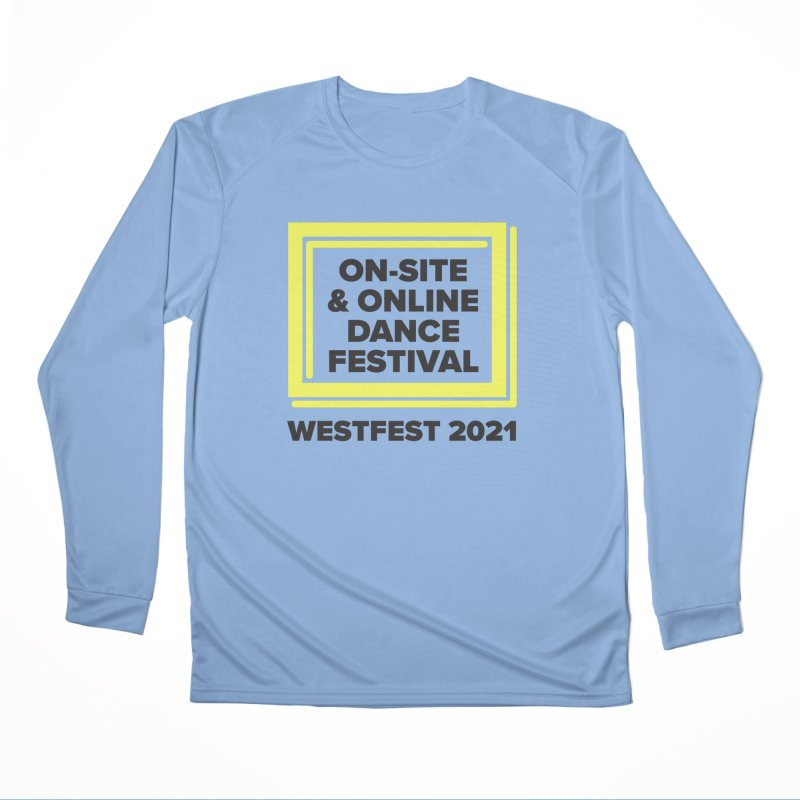WESTFEST 2021 On-Site & Online Men's Longsleeve T-Shirt by WestFest's Artist Shop