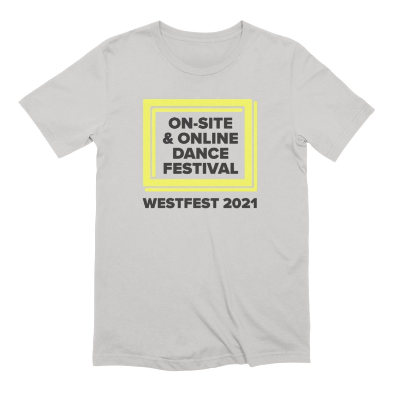 WESTFEST 2021 On-Site & Online Men's T-Shirt by WestFest's Artist Shop