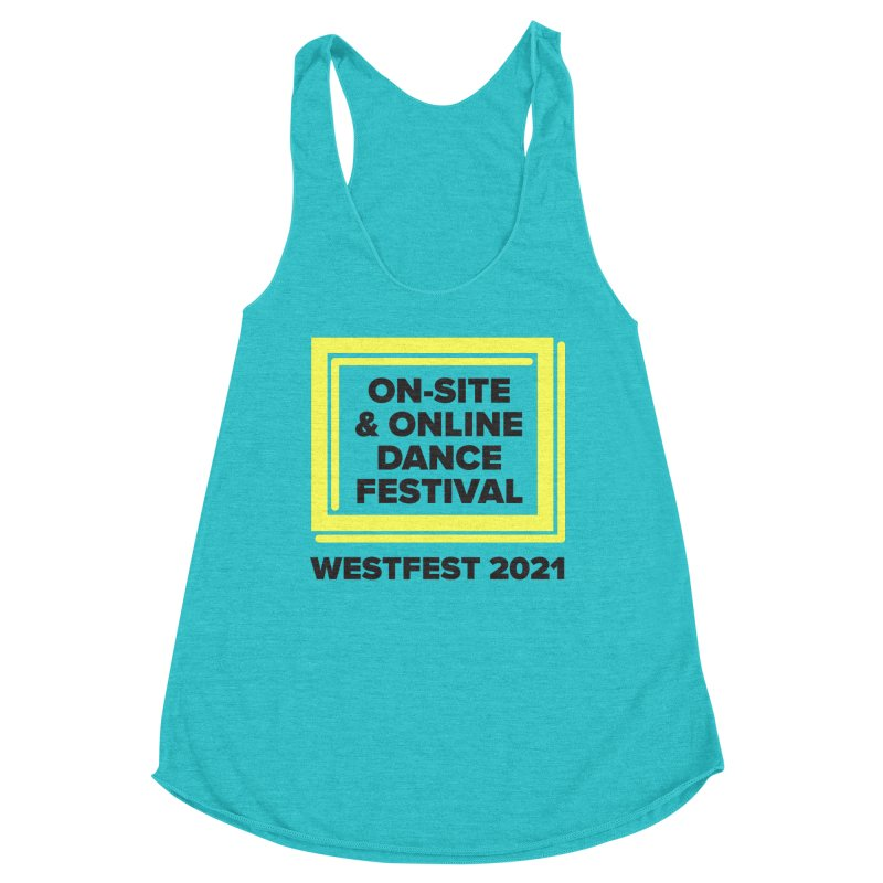 WESTFEST 2021 On-Site & Online Women's Tank by WestFest's Artist Shop
