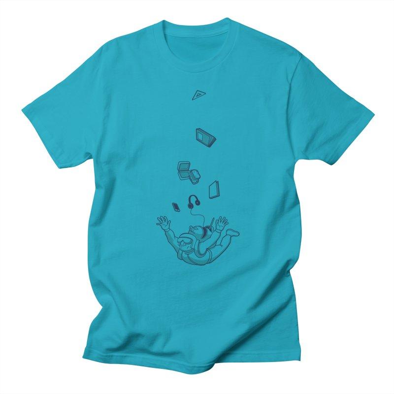 Wrong Bag Men's T-shirt by westhill's Artist Shop