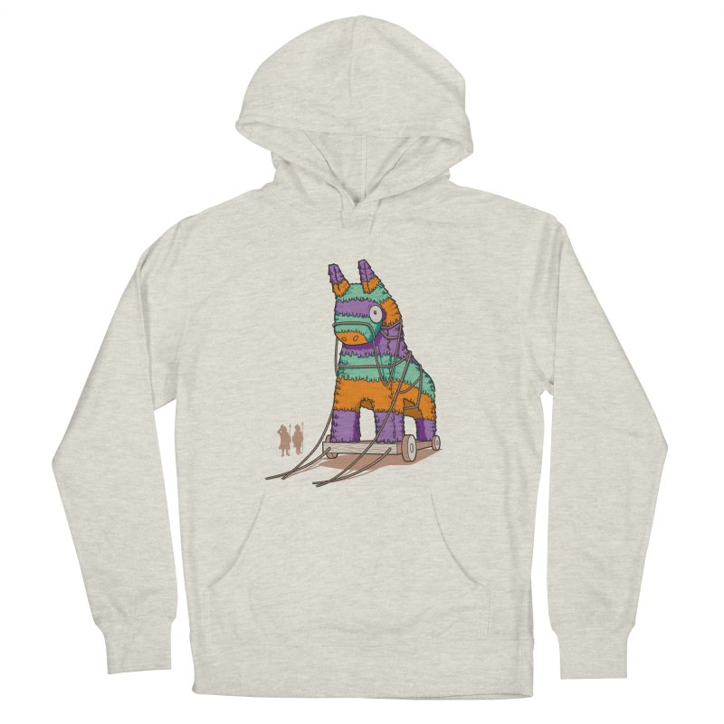 Surprise Party Men's French Terry Pullover Hoody by westhill's Artist Shop