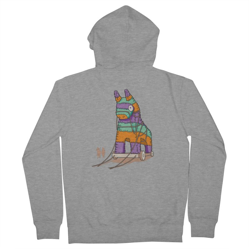 Surprise Party Men's Zip-Up Hoody by westhill's Artist Shop