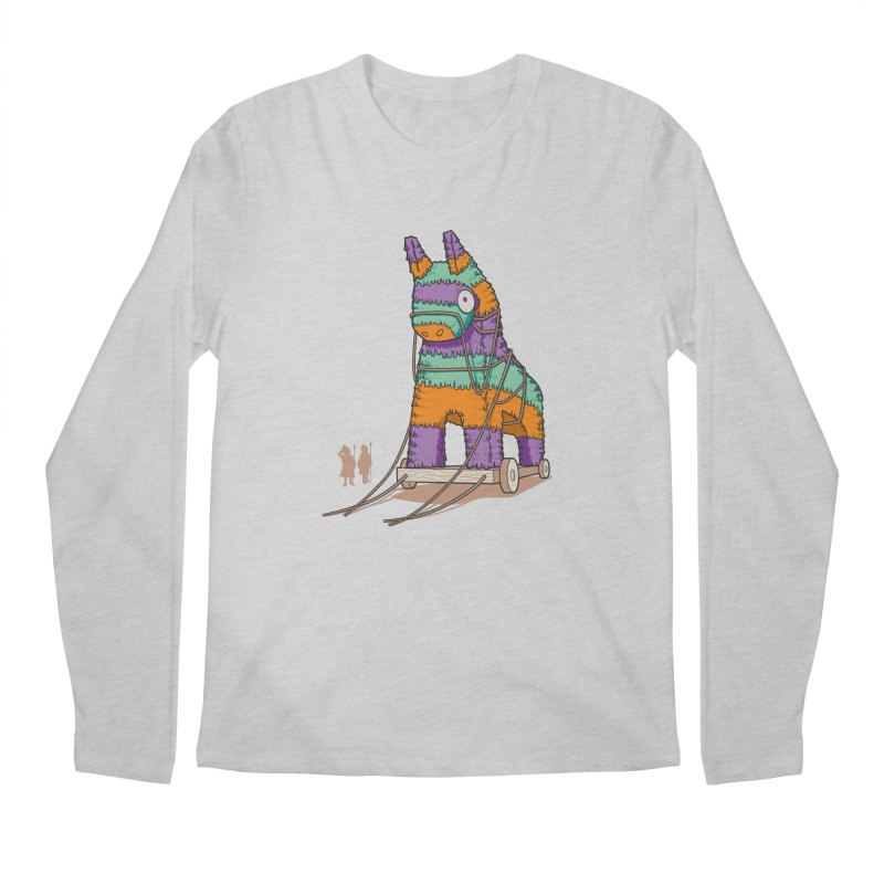 Surprise Party Men's Longsleeve T-Shirt by westhill's Artist Shop