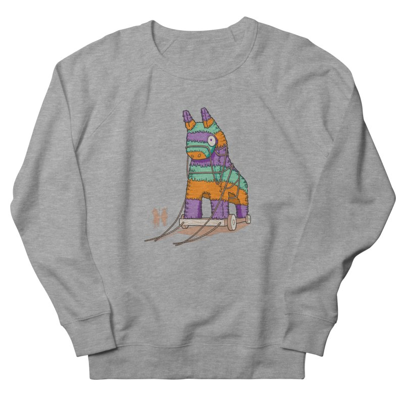 Surprise Party Women's French Terry Sweatshirt by westhill's Artist Shop