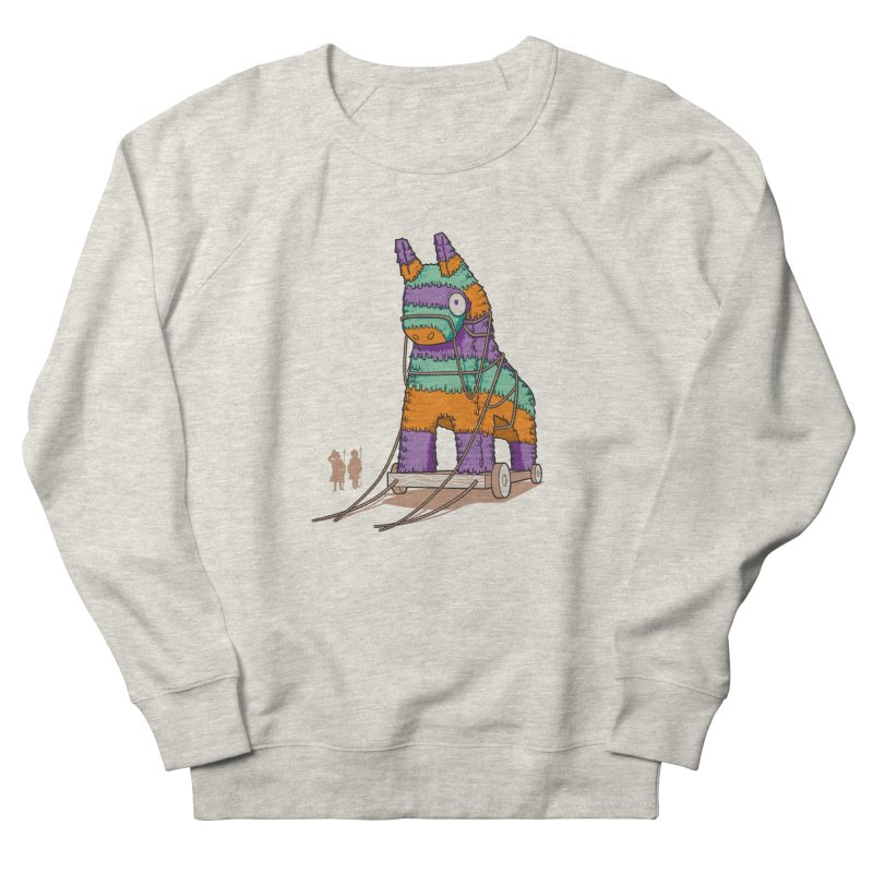 Surprise Party Men's French Terry Sweatshirt by westhill's Artist Shop