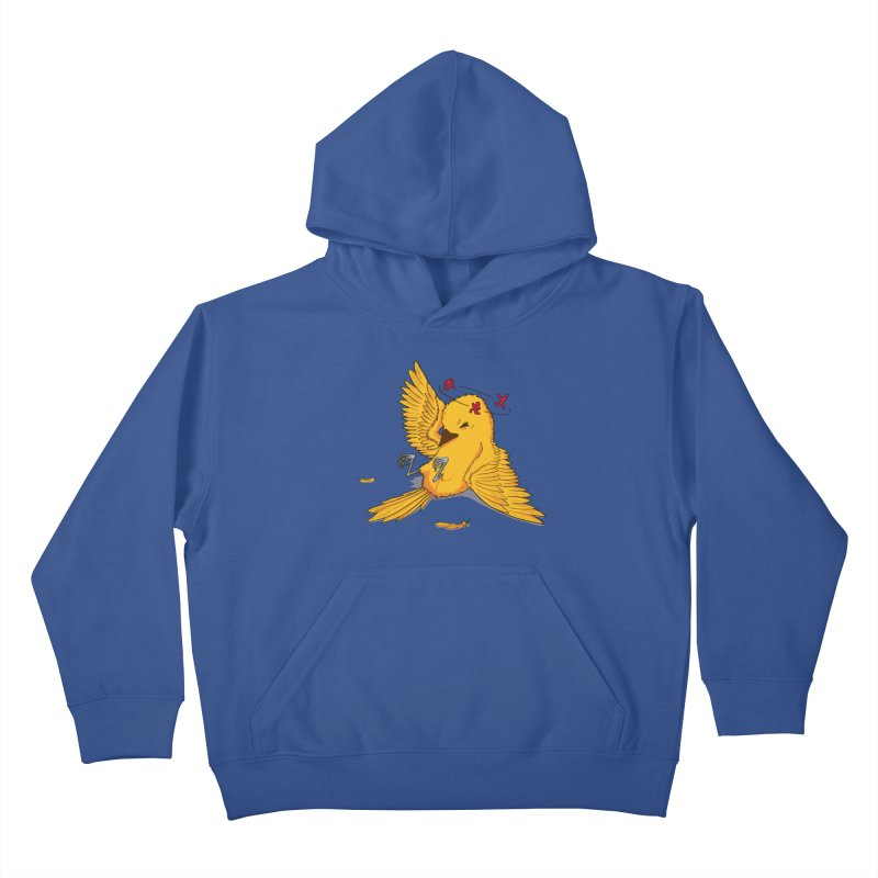 meanwhile in a parallel universe Kids Pullover Hoody by westhill's Artist Shop