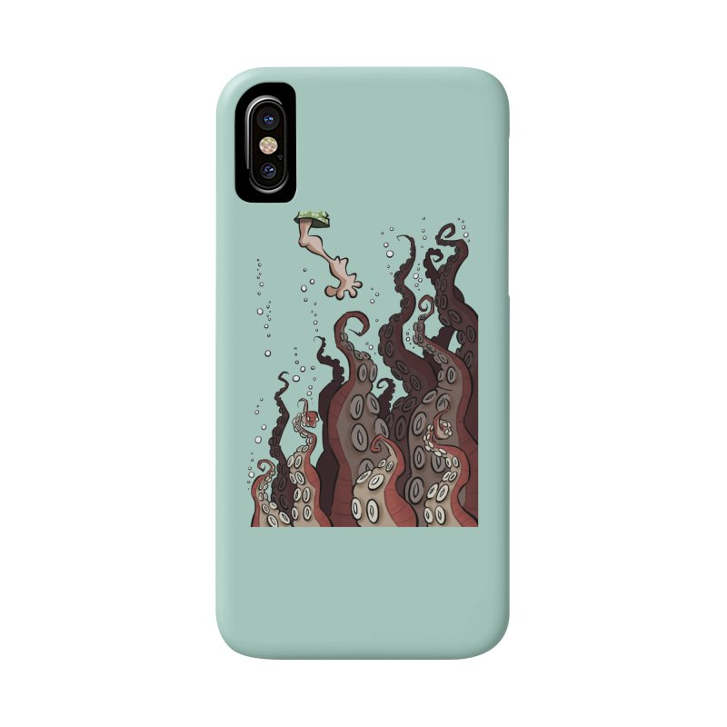 That's Probably Just Seaweed Accessories Phone Case by westinchurch's Artist Shop