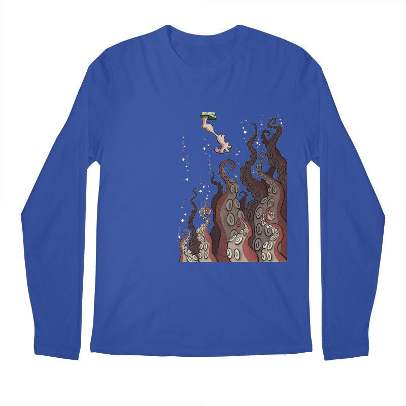 That's Probably Just Seaweed Men's Longsleeve T-Shirt by westinchurch's Artist Shop