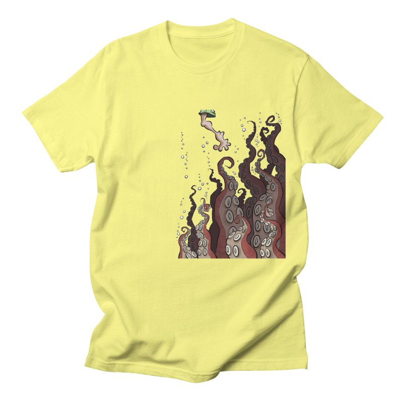 That's Probably Just Seaweed Men's T-Shirt by westinchurch's Artist Shop