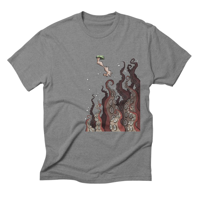 That's Probably Just Seaweed Men's Triblend T-Shirt by westinchurch's Artist Shop