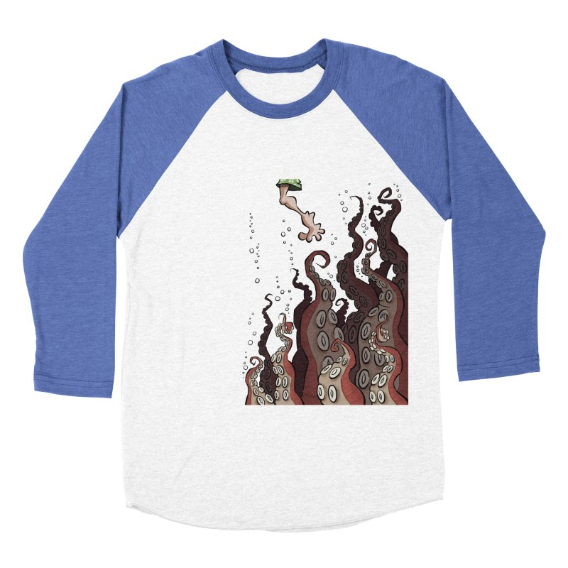 That's Probably Just Seaweed Men's Baseball Triblend T-Shirt by westinchurch's Artist Shop