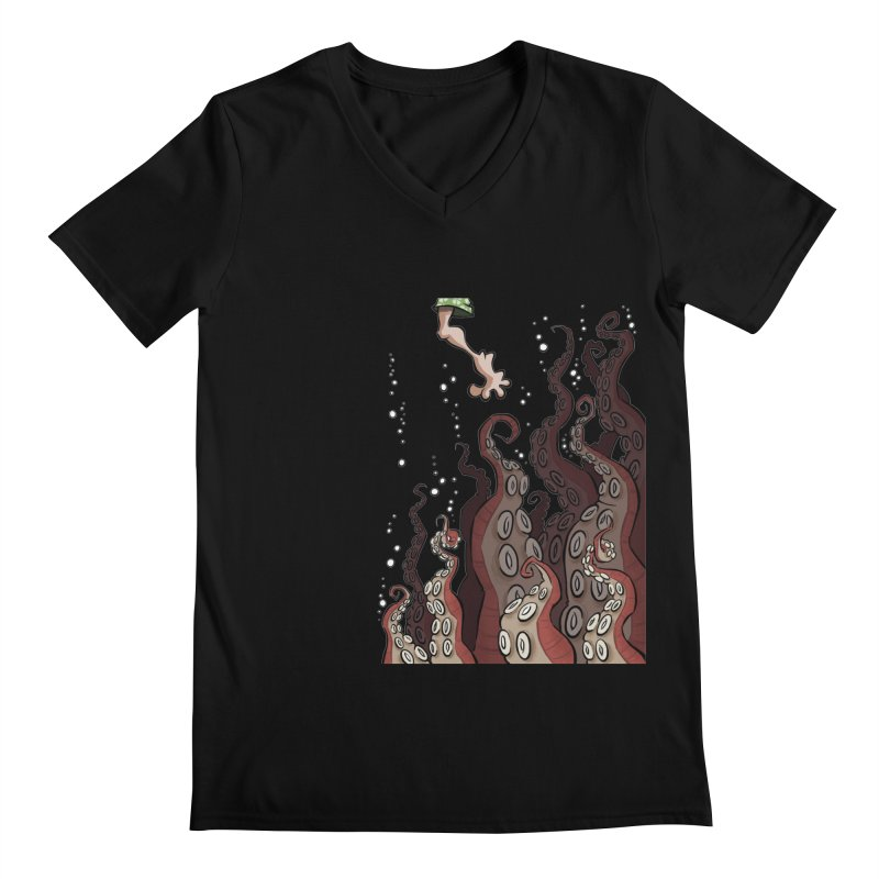 That's Probably Just Seaweed Men's V-Neck by westinchurch's Artist Shop
