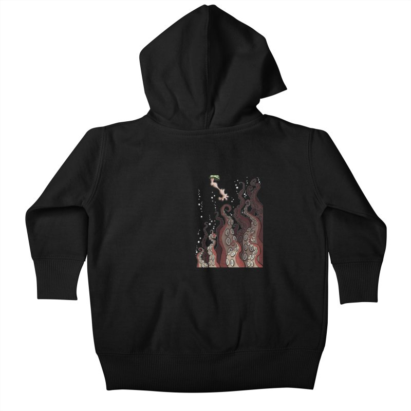 That's Probably Just Seaweed Kids Baby Zip-Up Hoody by westinchurch's Artist Shop