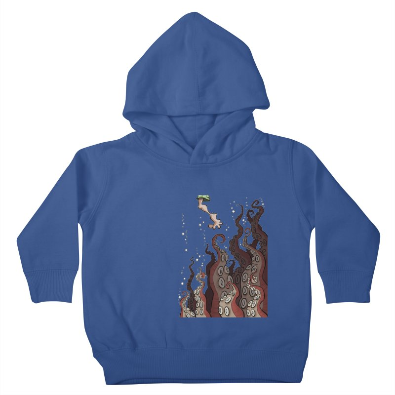 That's Probably Just Seaweed Kids Toddler Pullover Hoody by westinchurch's Artist Shop