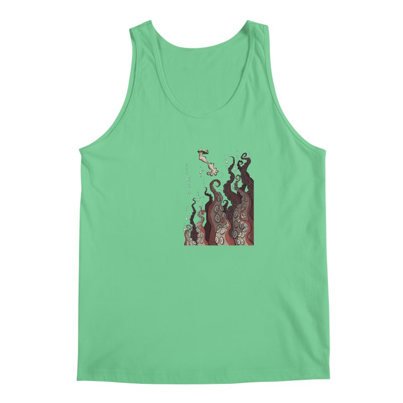 That's Probably Just Seaweed Men's Tank by westinchurch's Artist Shop