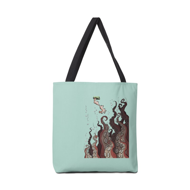 That's Probably Just Seaweed Accessories Bag by westinchurch's Artist Shop