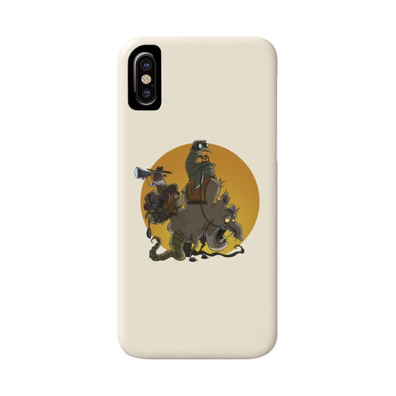 Explorers Accessories Phone Case by westinchurch's Artist Shop
