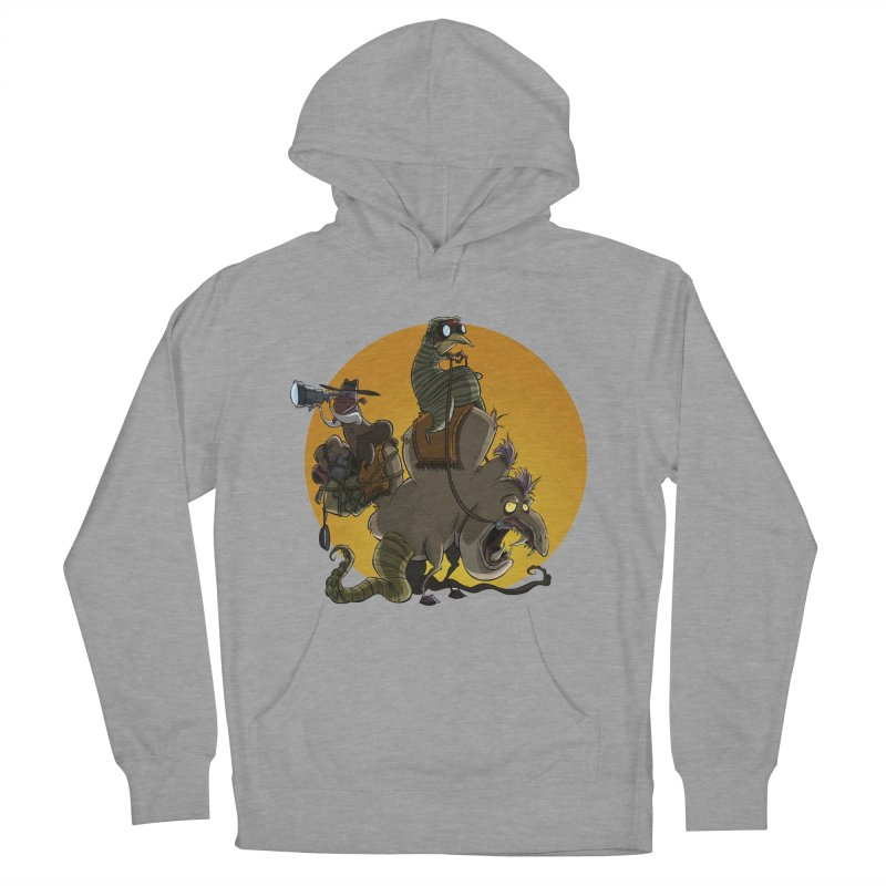 Explorers Men's Pullover Hoody by westinchurch's Artist Shop