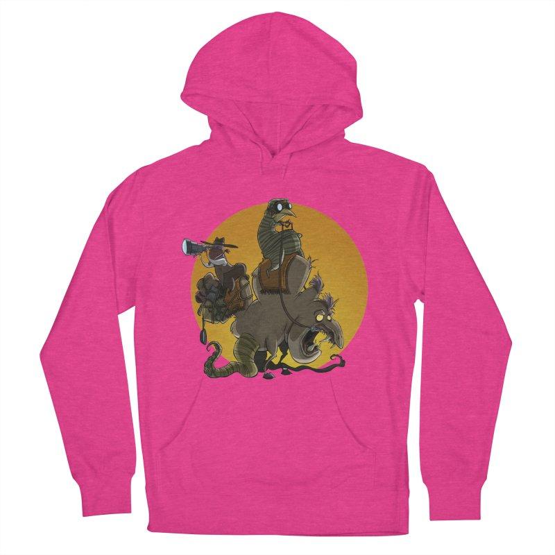 Explorers Men's Pullover Hoody by westinchurch's Artist Shop