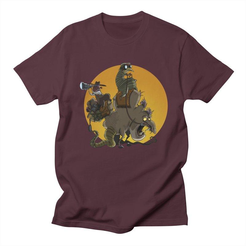 Explorers Men's T-shirt by westinchurch's Artist Shop