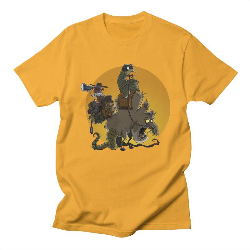 Explorers Women's Unisex T-Shirt by westinchurch's Artist Shop