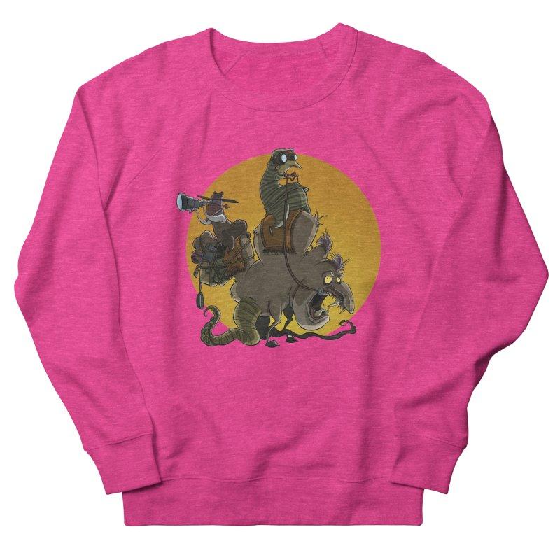 Explorers Women's Sweatshirt by westinchurch's Artist Shop