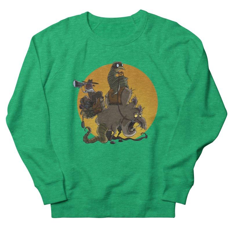 Explorers Men's Sweatshirt by westinchurch's Artist Shop