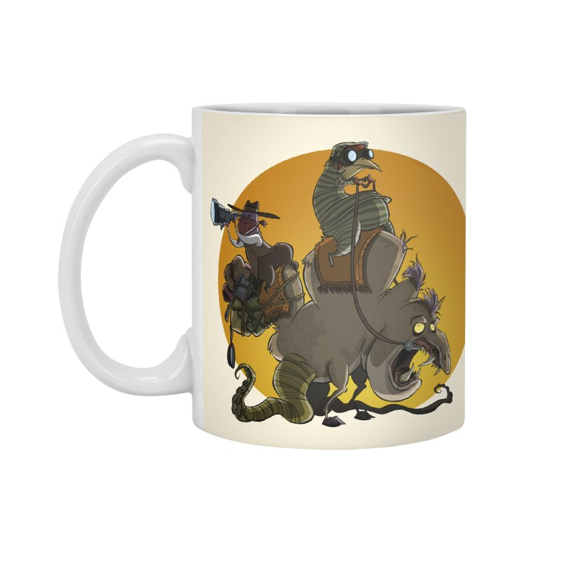 Explorers Accessories Mug by westinchurch's Artist Shop