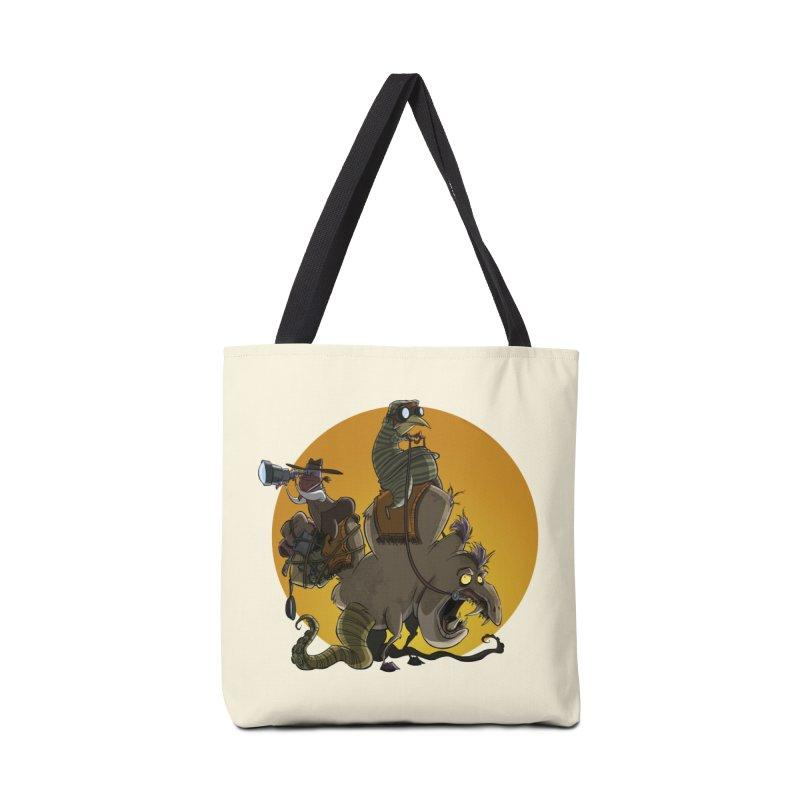 Explorers Accessories Bag by westinchurch's Artist Shop